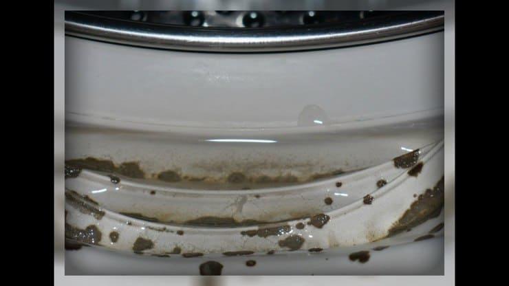 Загрязнение в манжете