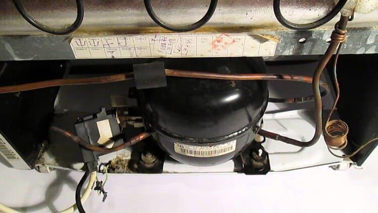 Шум компрессора